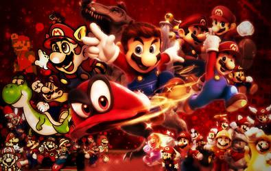 Edit: Mario Day Wallpaper by Zacmariozero