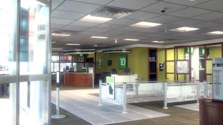 Bank Lobby 1 by Evexoian