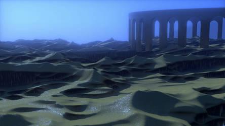 Barren Planet Version 2 by Evexoian