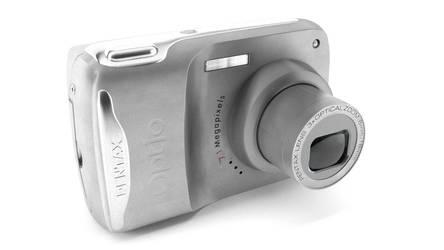 Digital Camera Model by Evexoian
