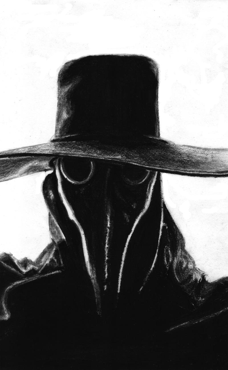 The Plague Doctor by Sturgeonsurgeon14th on DeviantArt
