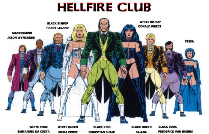 The Hellfire Club by 00SiLeNtScReAm00