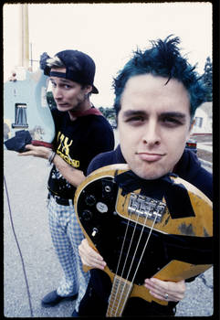 Mike and Billie Joe