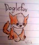 Doglefox by Magikwolf87