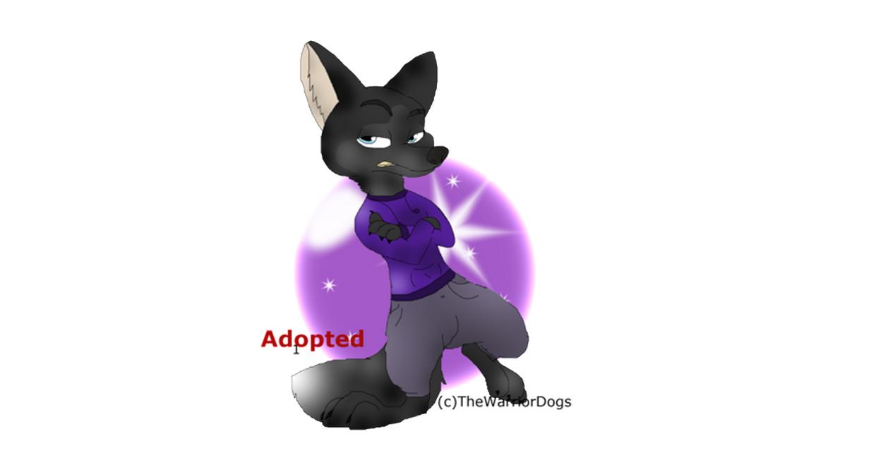 Meet Roderick Clawson, My Zootopia Adopt by KingOfMyOneTrueWorld