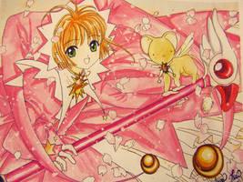 Card Capture Sakura by ricochet997