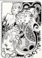 Lilium Baker by blood-pleasures