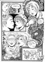 Doujinshi by blood-pleasures