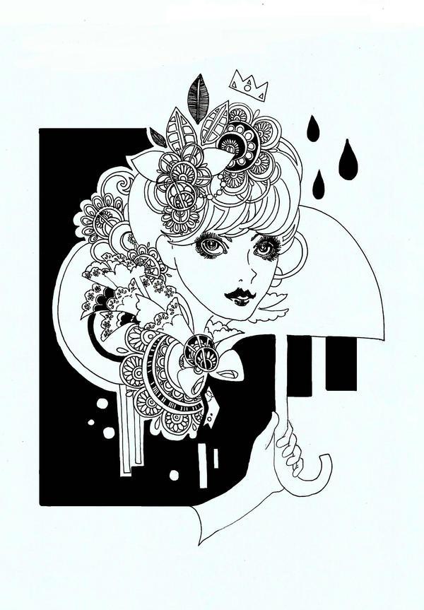 Rain by blood-pleasures