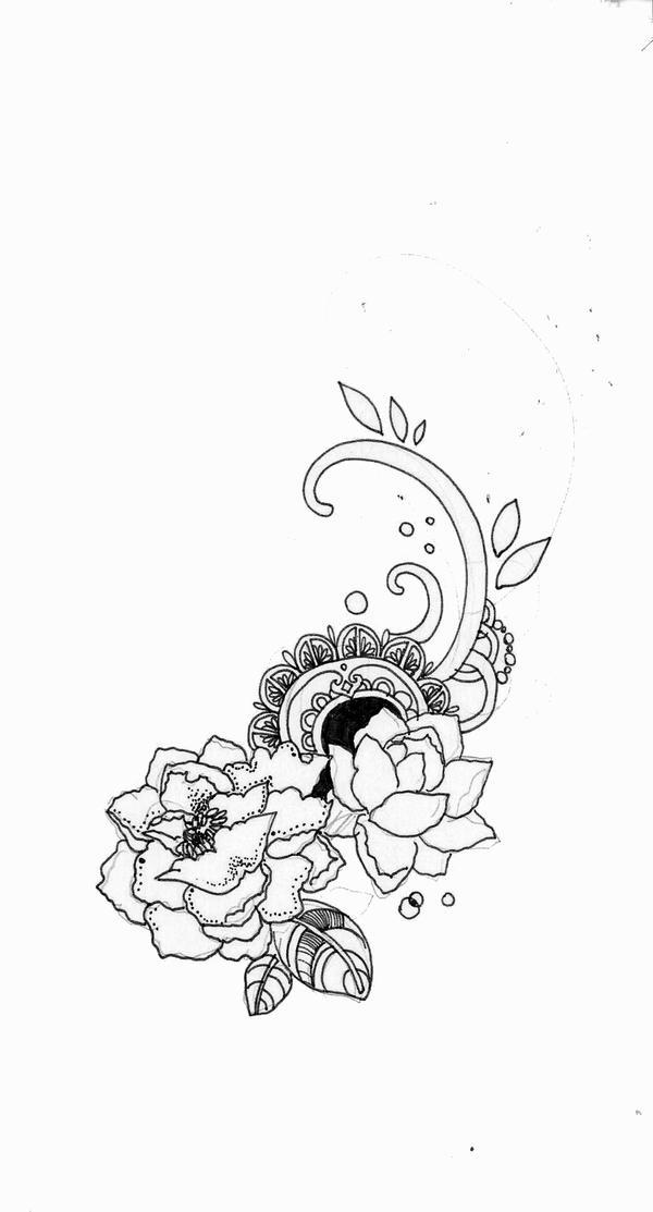 Flower by blood-pleasures