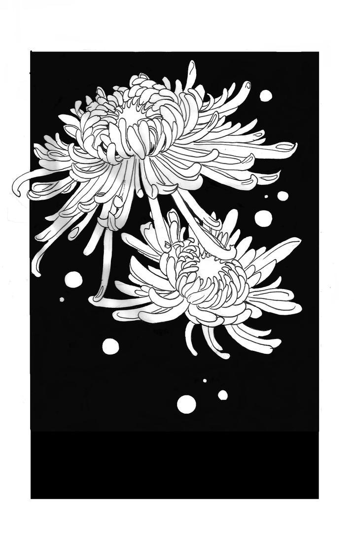 Chrysanthemum by blood-pleasures
