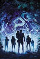 Darkrise / Stephen King Mist by ViLebedeva