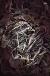 Skull art by ViLebedeva