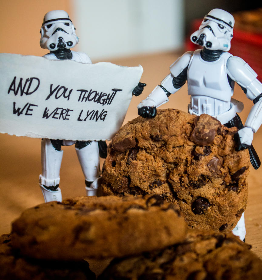 NuTroops 14 - So they DO have cookies by DanielGliese