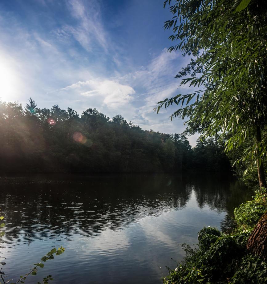 My little neighbourhood lake by DanielGliese