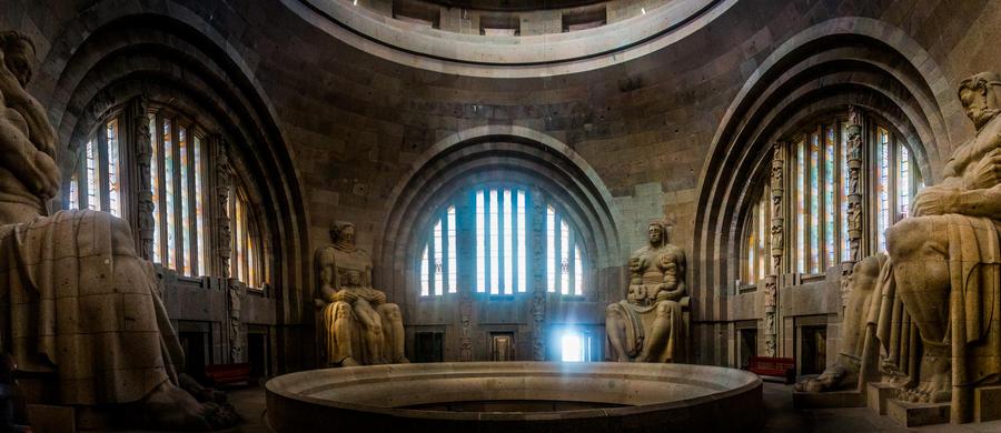 Hall of Champions Panorama by DanielGliese