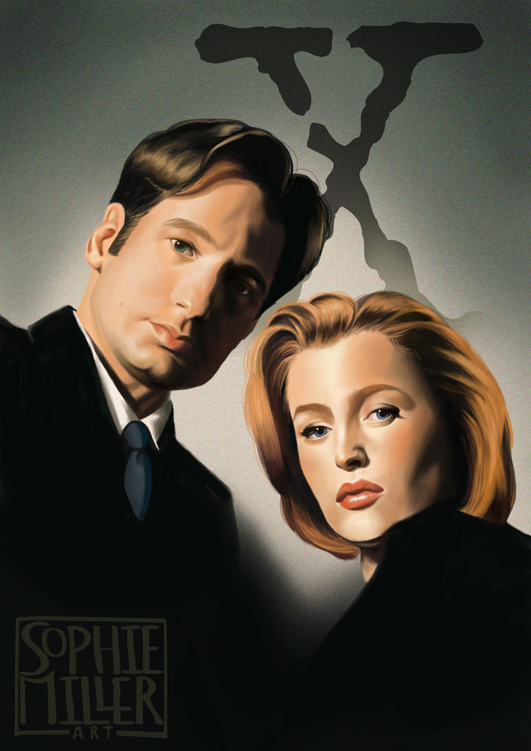 X Files by SophieThereseMiller