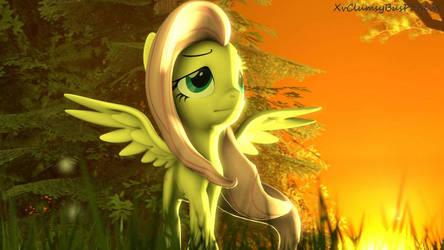 Fluttershy's Quest (Fluttershy Day)