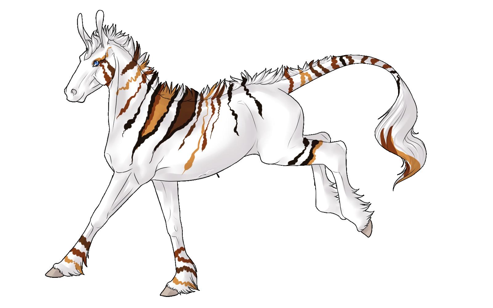 Wild Mountain Equid: Sherlock by horsy1050