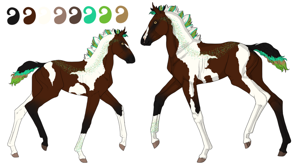 Royal Esteem 2368 [offical Ref.] by horsy1050