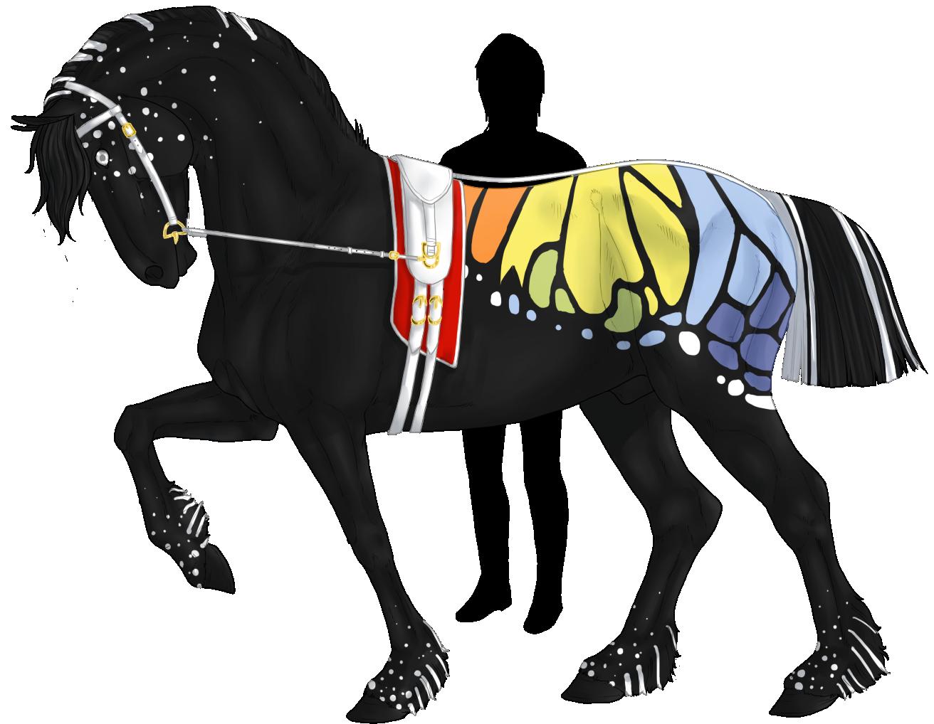 Flashy Boy by horsy1050