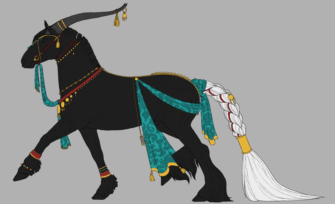 Azale [WIP] by horsy1050