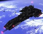 Tauri space cruiser 2