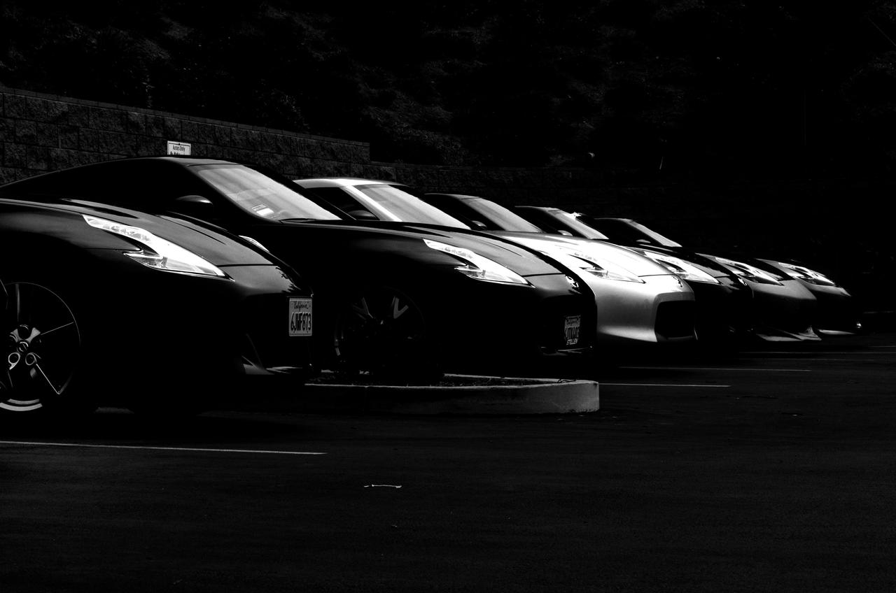 Line of Cars by cmendoza94 on DeviantArt