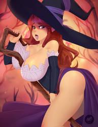Sorceress Stick