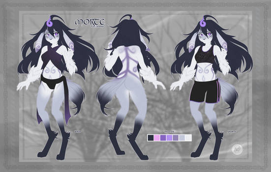 Morte - Character Reference