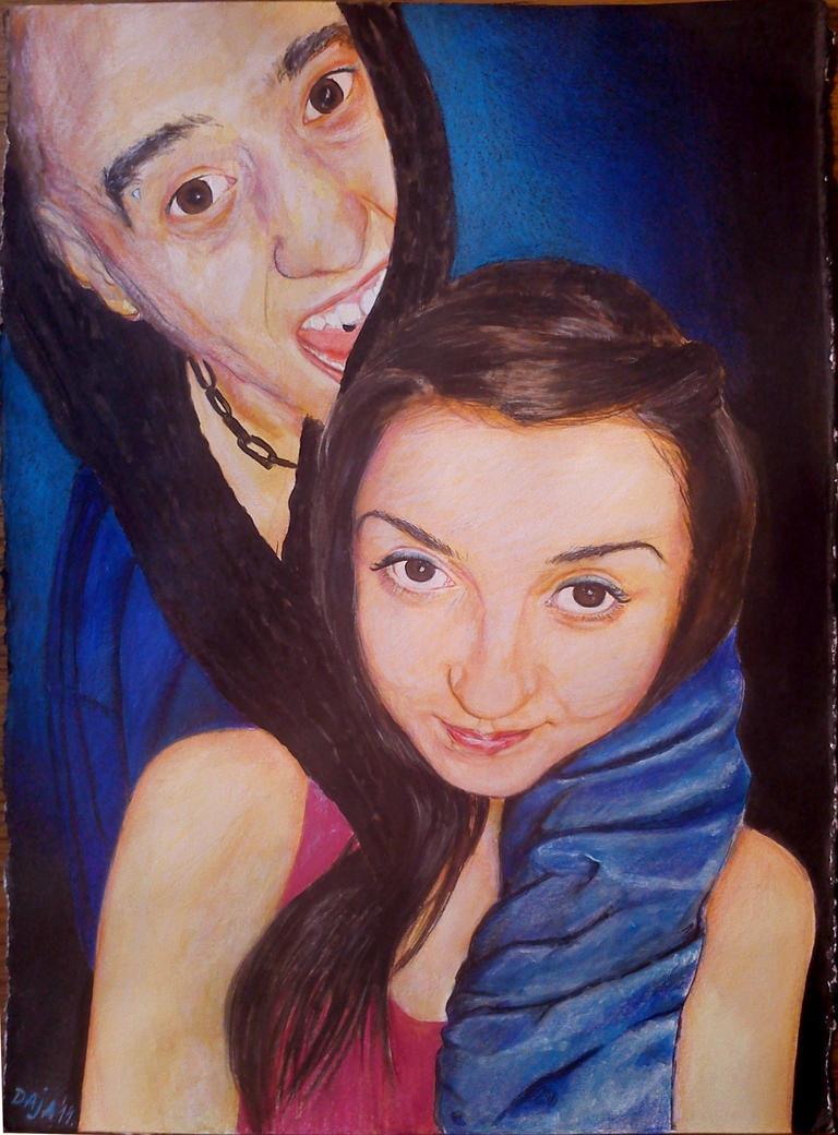 Jelena and Ivan by daja88