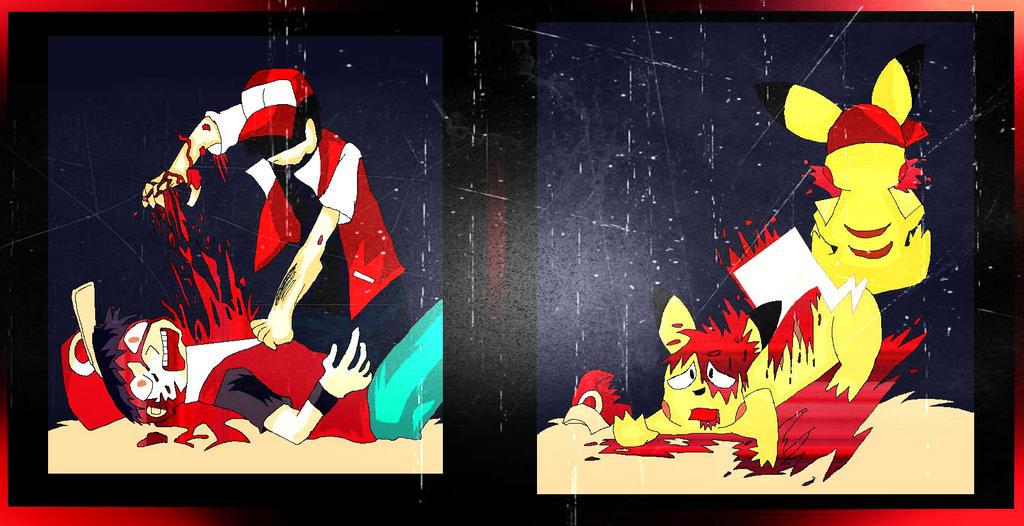 BS Creepypasta Storytime: Pokemon Strangled Red - YouTube |Strangled Red Sprite