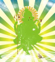 Ganesha by fractalien