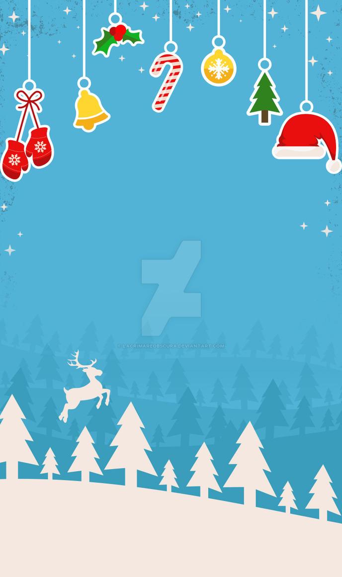 Joyful Christmas (custom box background) by LacrimareObscura on ...