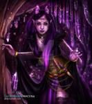 The forbidden cave (Art Trade) by LacrimareObscura