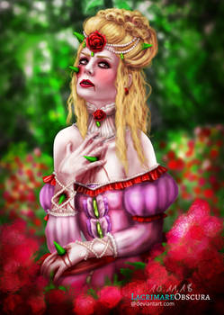 Painful Rose (Art Prize)