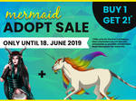 ADOPT SALE - BUY 1 GET 1 FREE (OPEN) by LacrimareObscura