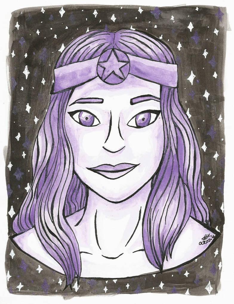 Starlight - Day 2 (Speed Drawing) by RachaelVTStudio on DeviantArt