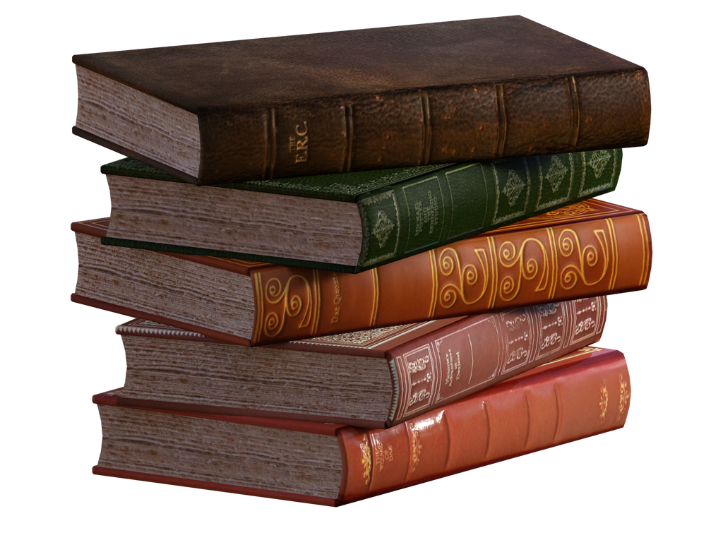 freebie stacked books png overlay by lewis4721 on deviantart