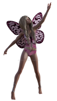 Butterfly Fairy Png File.
