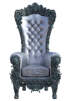 White Throne, png overlay.