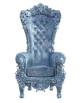Frosted Throne 2, Png Overlay.