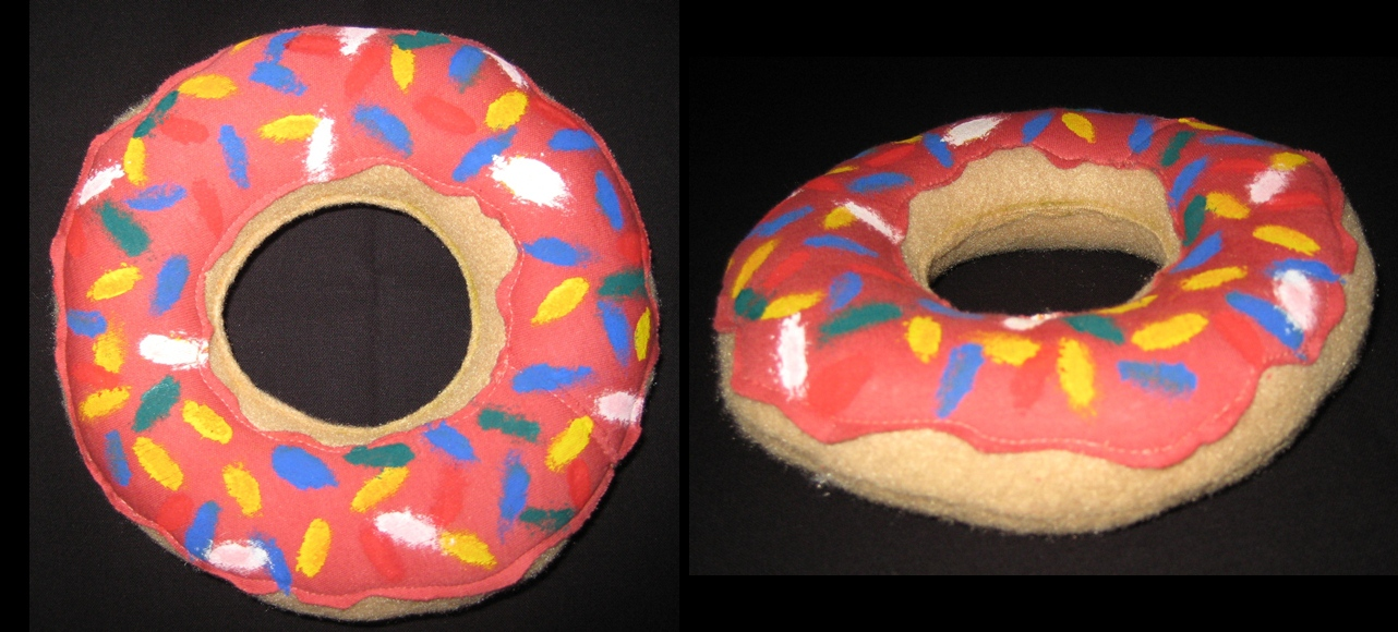 Hmmm... Donuts by Yonka-Two