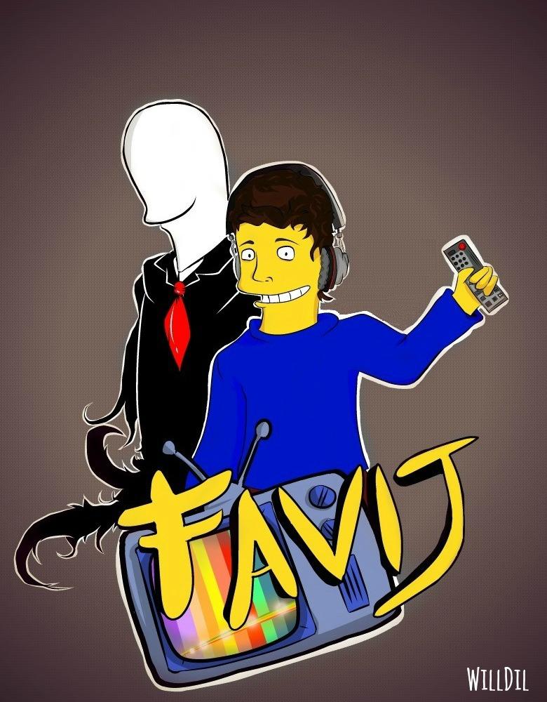 Favij (Simpson) by WillDil