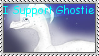 I Support Ghostie Gift    Stamp      By Shadow Cry by QuestionTheDragon