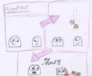 Plant Pot by wackiest