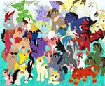 My Little Pony Friendship is Final Fantasy