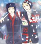 USUK: Sochi Olympics-2014