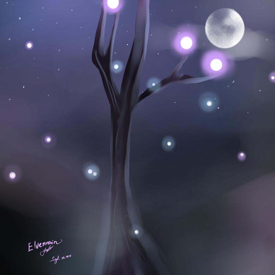 Silence by Elvenrain