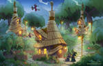 Secrets, Sorcery and the Enchanted Village